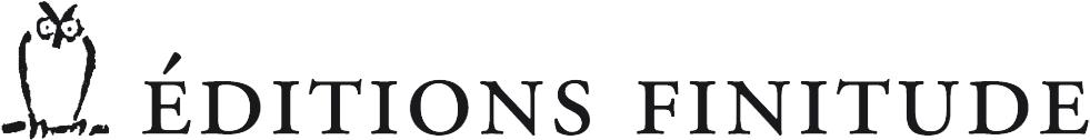 Logo des éditions Finitude