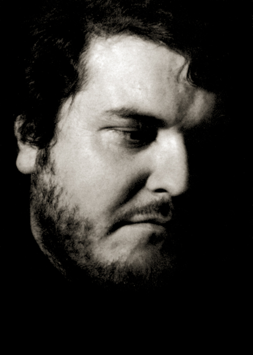Portrait de l'écrivain Jean-Pierre Martinet