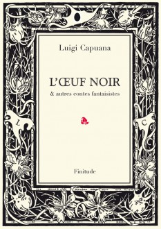 L'oeuf noir - Luigi Capuana