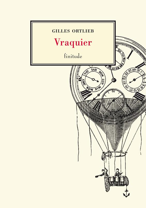 Gilles Ortlieb - Vraquier
