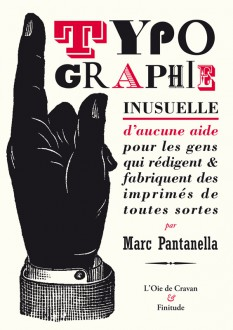 Marc Pantanella - Typographie inusuelle