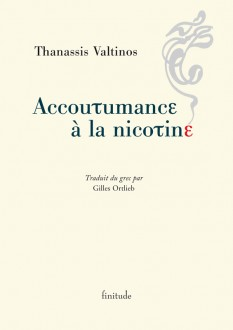 Thanassis Valtinos - Accoutumance à la nicotine