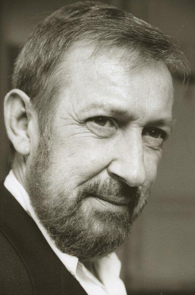 Portrait de l'écrivain Pierre Autin-Grenier