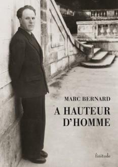 A hauteur d'homme - Marc Bernard