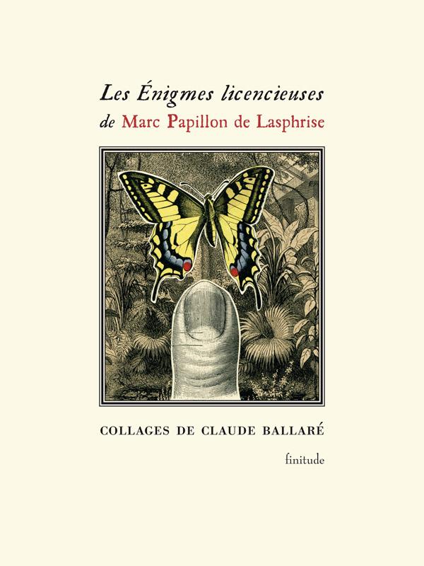 Papillon de Lasphrise - Les énigmes silencieuses