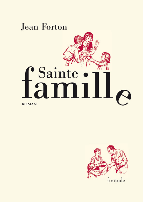 Sainte famille - Jean Forton